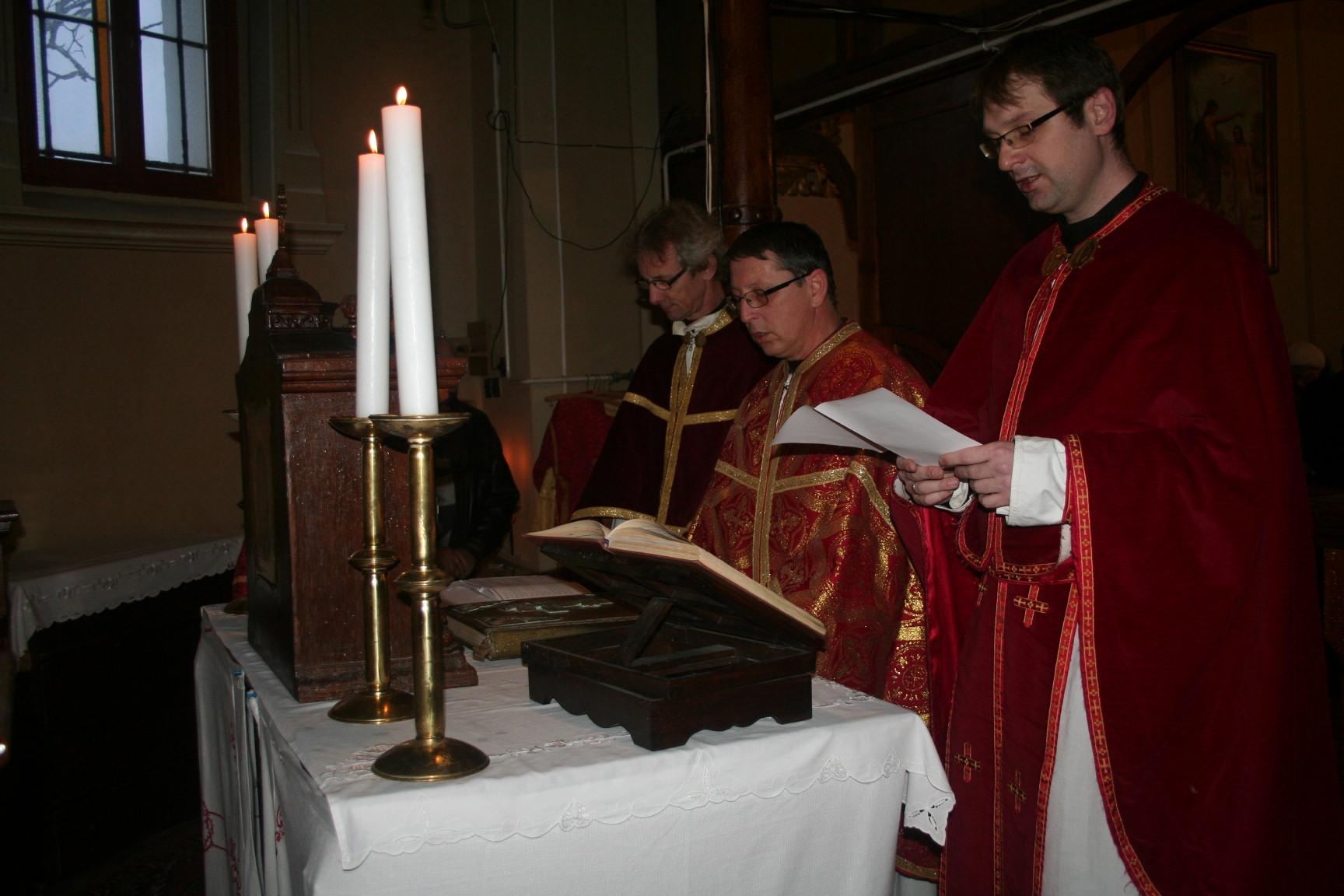 Előszenteltek liturgiája