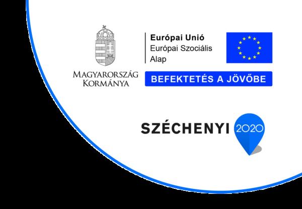 Szechenyi 2020 ESZA logo